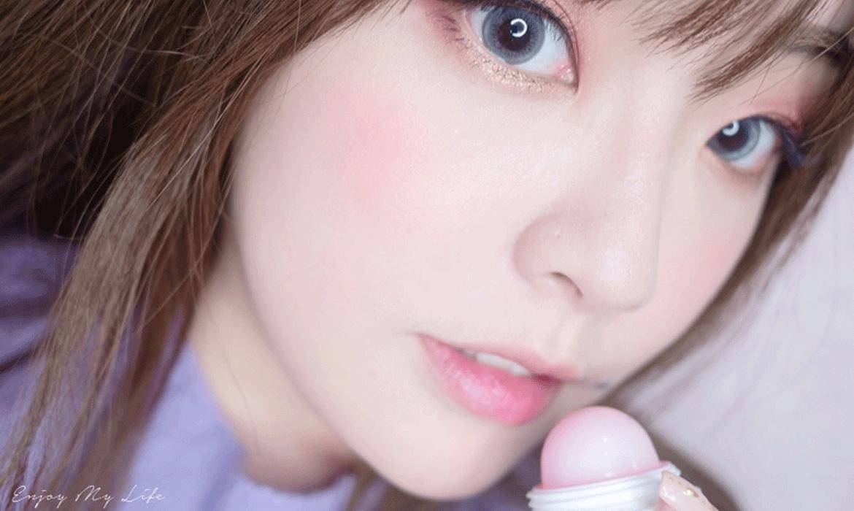 正確唇彩用法搭配EOS 變色潤唇球唇部保養方法讓「唇紋、死皮退散!」